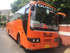 Ac bus Hire jaipur
