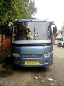 Large Bus Hire Jaipur