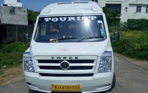 Car Hire Traveller in jaipur