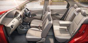 Cab Hire Toyota Etios
