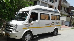 Luxury Tempo Traveller Hire Jaipur