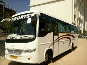 Luxury Bus Hire Jaipur