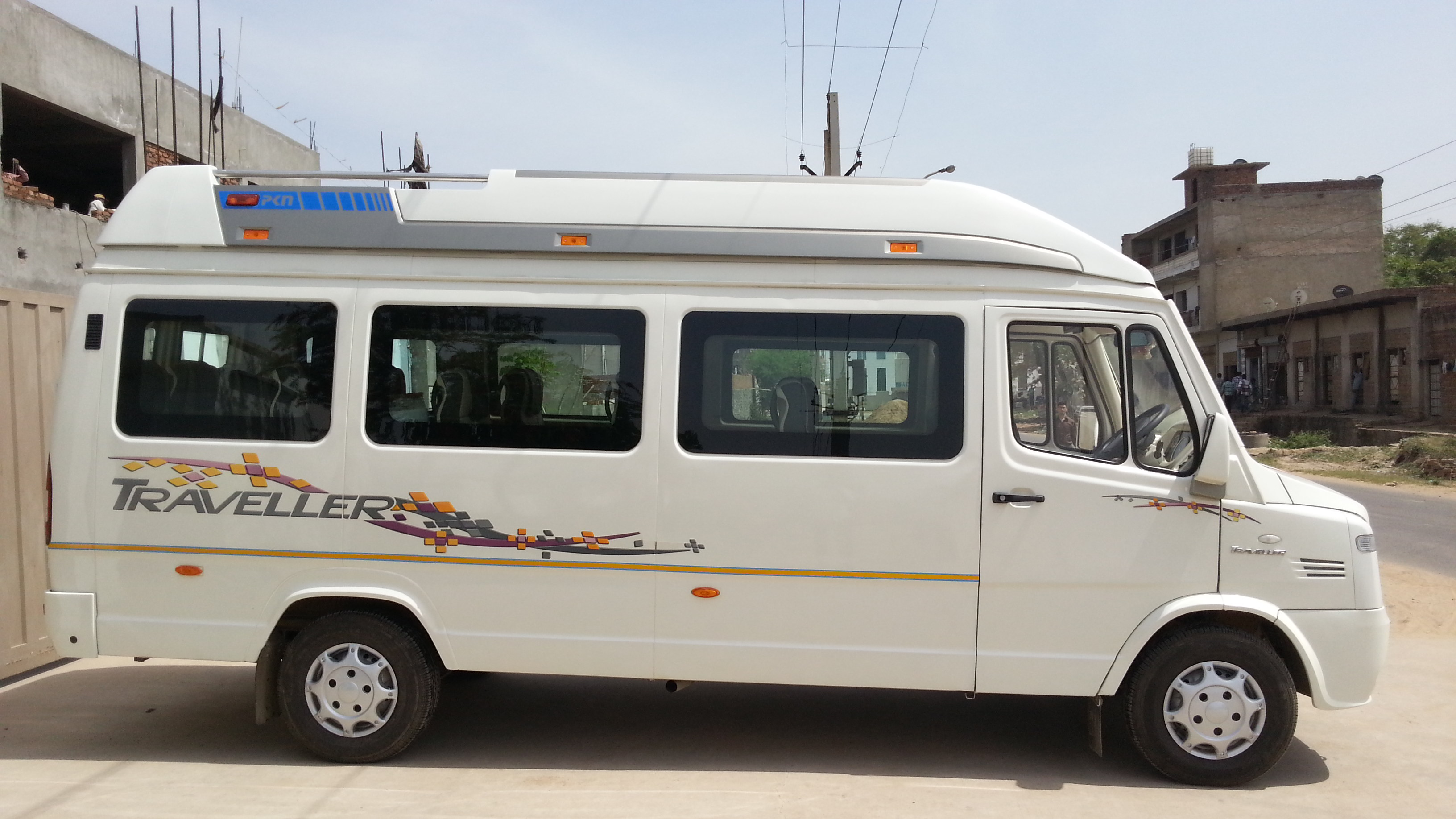 Force Traveller Hire In Jaipur Tempo Traveller Hire In Jaipur Car Hire