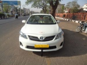 Jaipur car Hire Altis