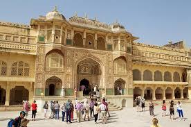 Jaipur sightseeing amer fort