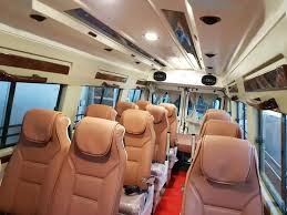 18 Seater Traveller Hire In Jaipur