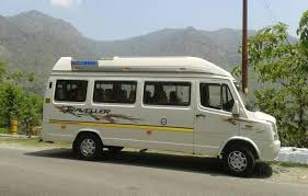 Rent Tempo Traveller in Jaipur