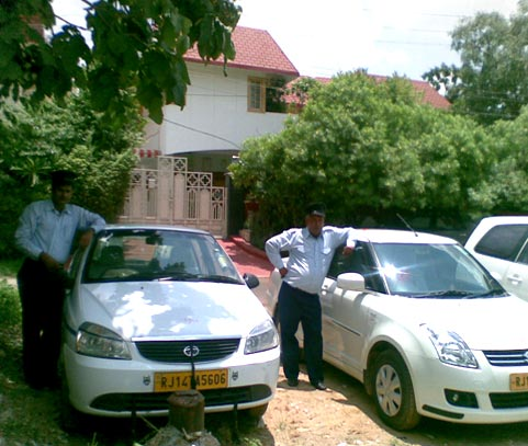 Car Rental For Jaipur To Rajasthan Tours
