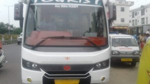 35 Seater Bus Hire Jaipur